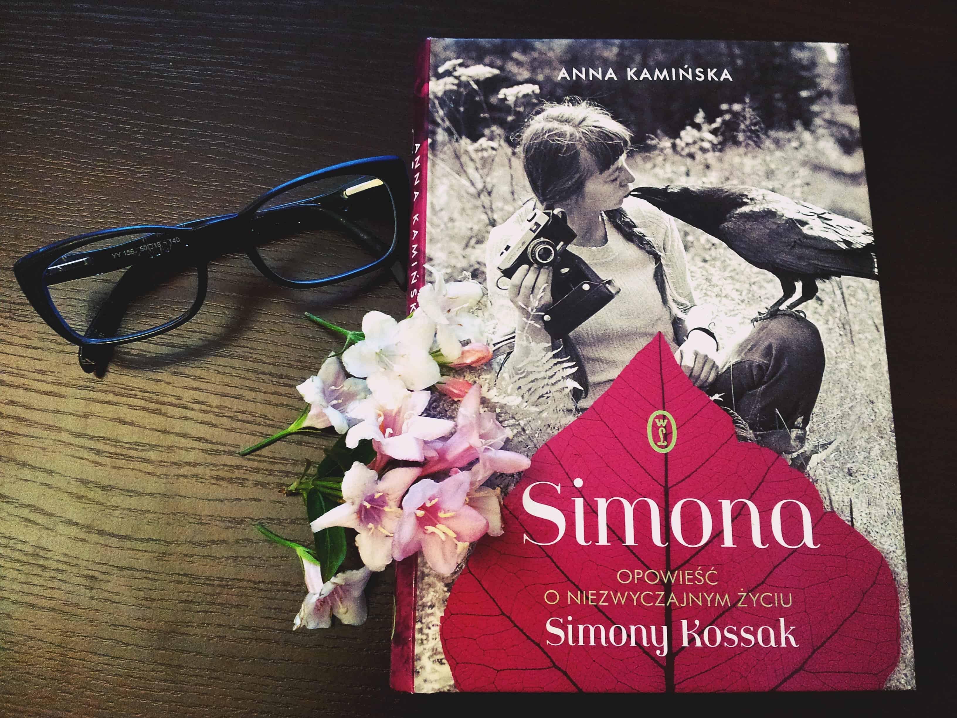 """Książka do kawy – """"Simona"""""""