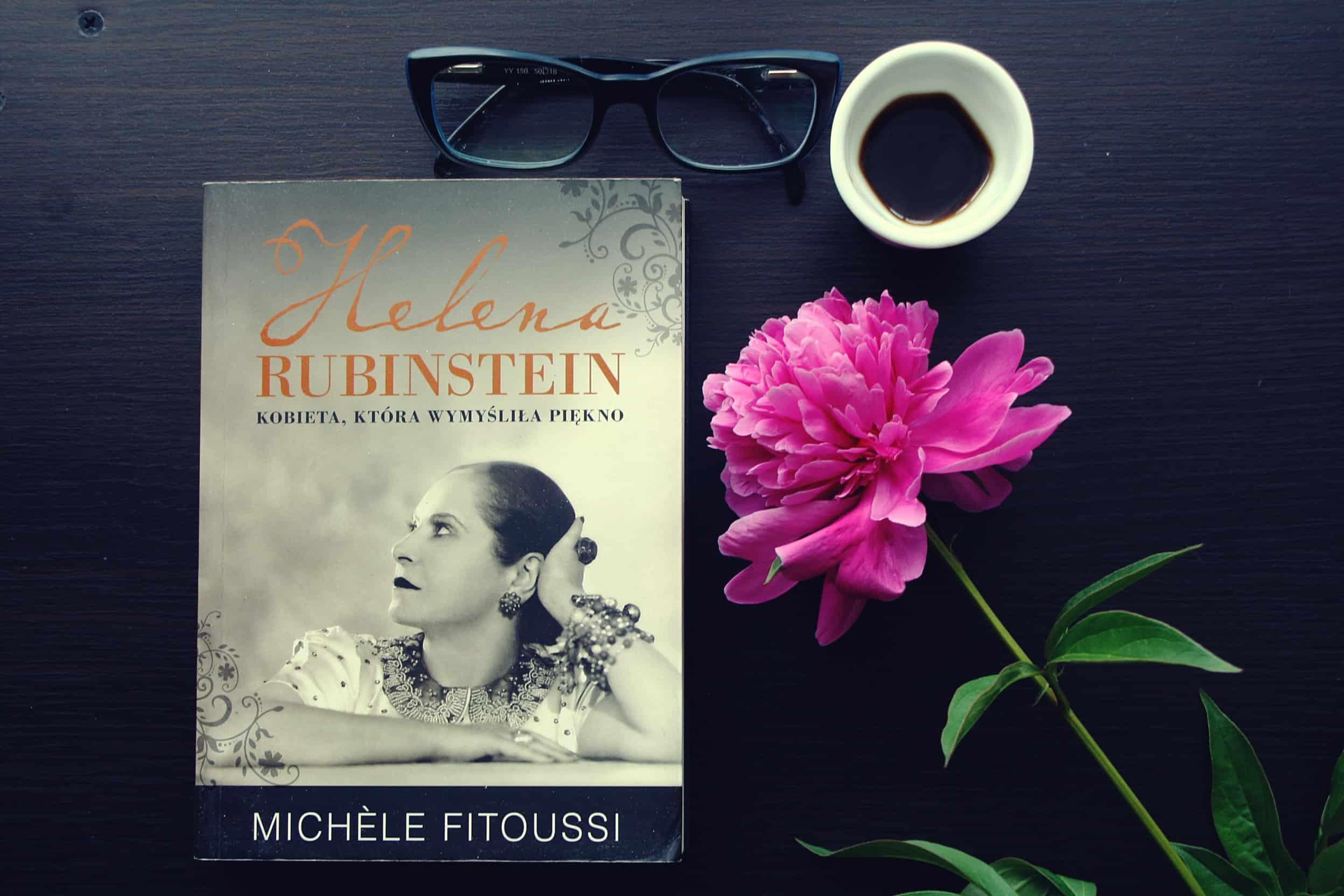 """#4 Książka do kawy – """"Helena Rubinstein"""""""