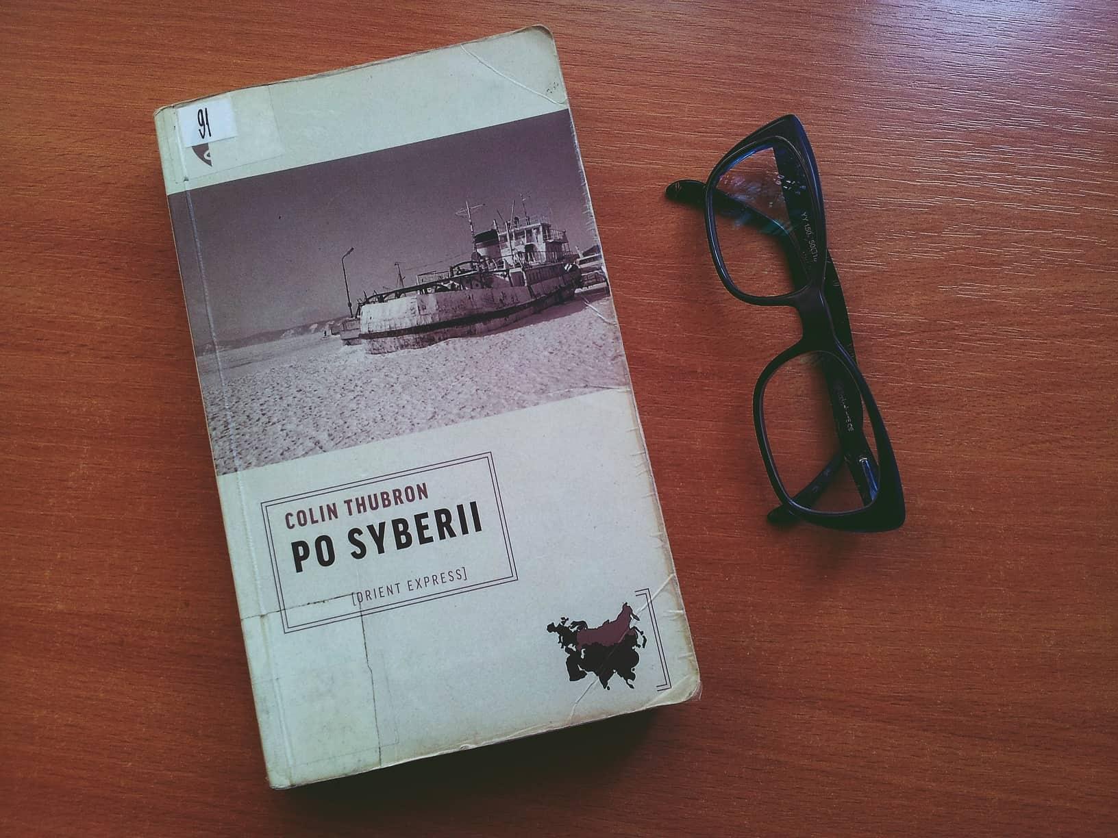 """#7 Książka do kawy – """"Po Syberii"""""""