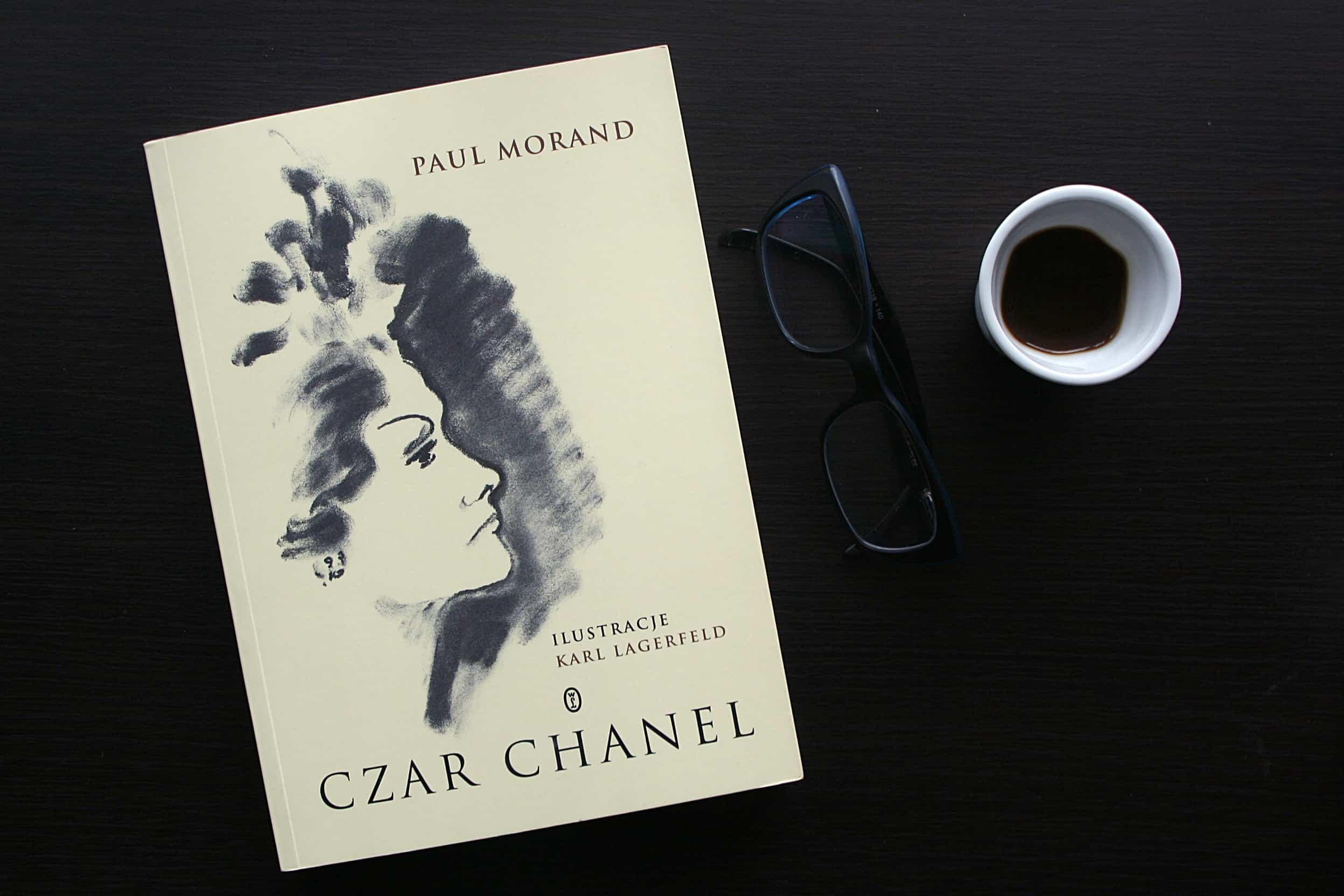 """#17 Książka do kawy – """"Czar Chanel"""""""