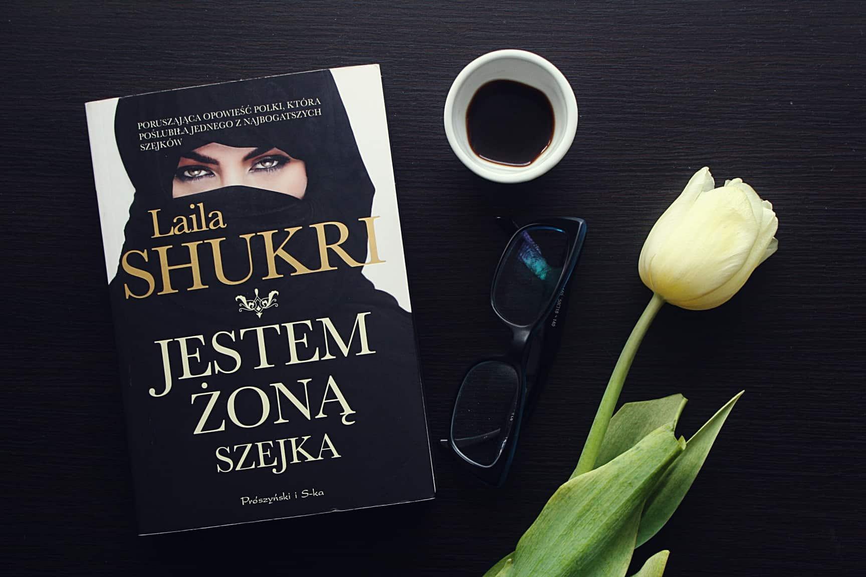 """#20 Książka do kawy – """"Jestem żoną szejka"""""""