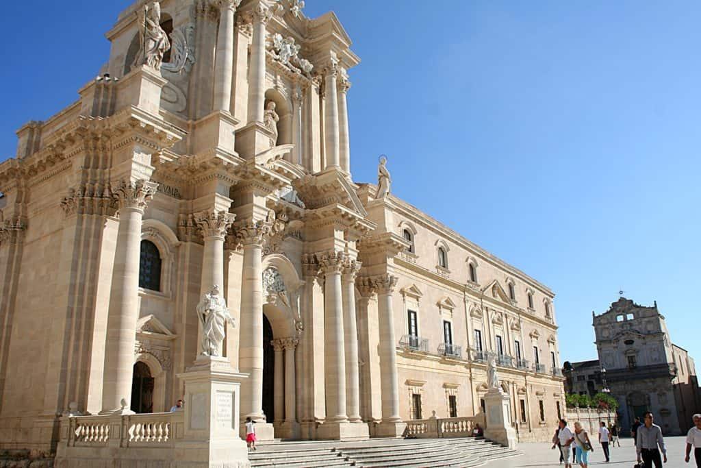 Syrakuzy - Duomo.