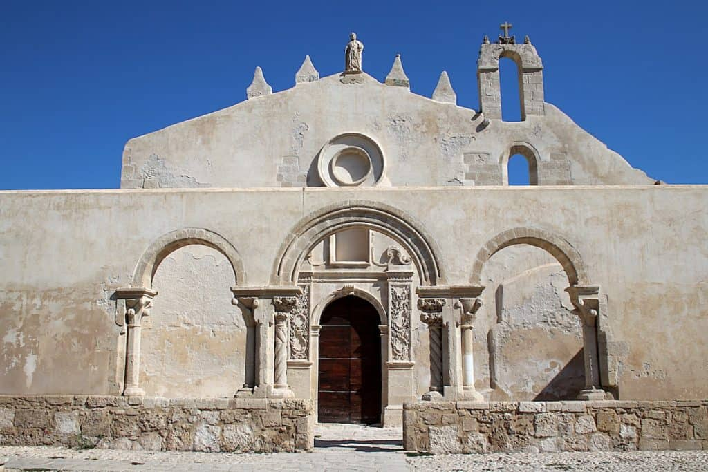 Syrakuzy - Katakumby św. Jana.