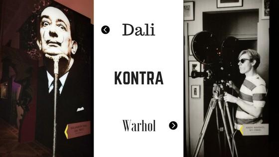 """Wystawa """"Dali kontra Warhol"""" – recenzja"""