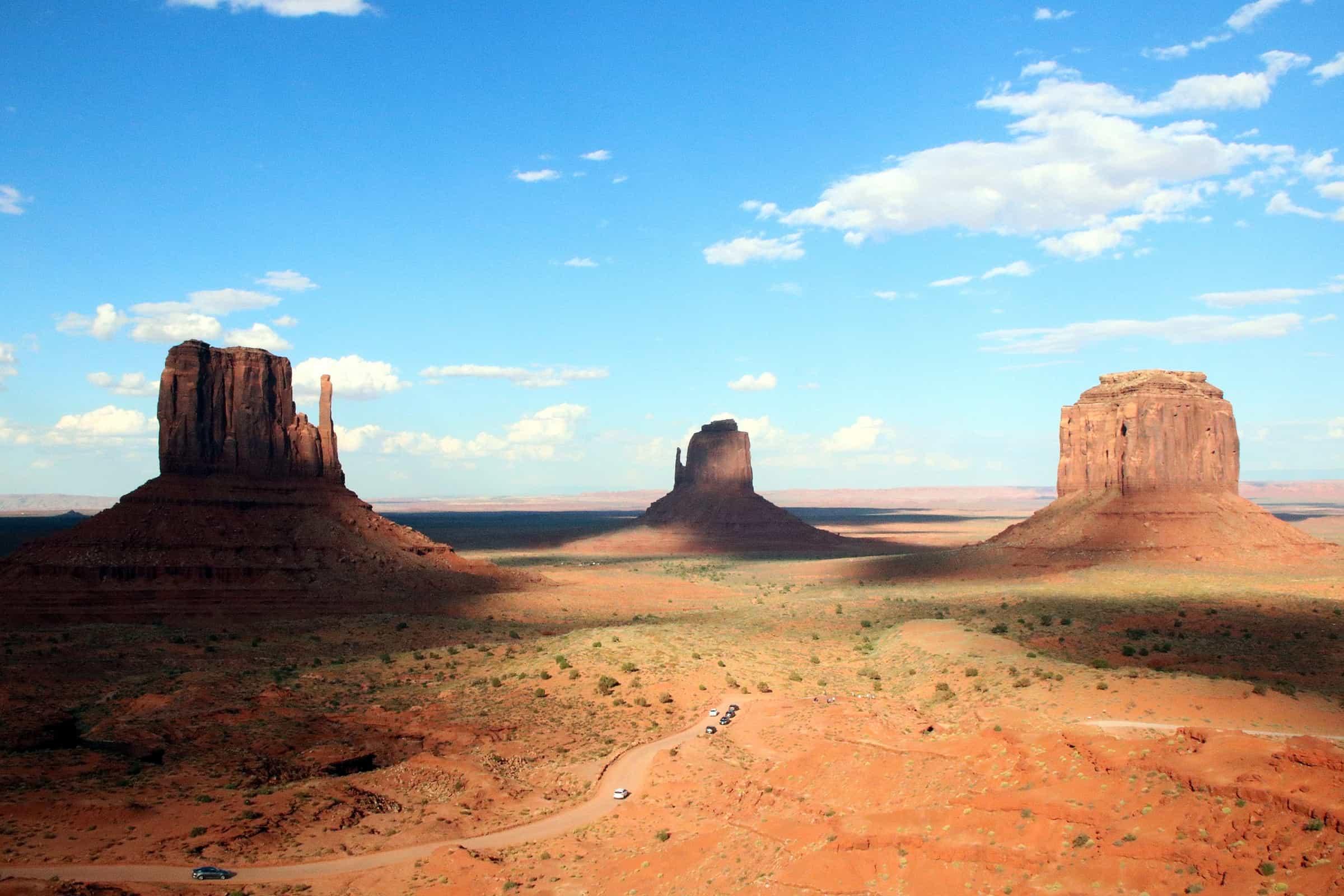 Utah, Arches i Monument Valley – dzień 3
