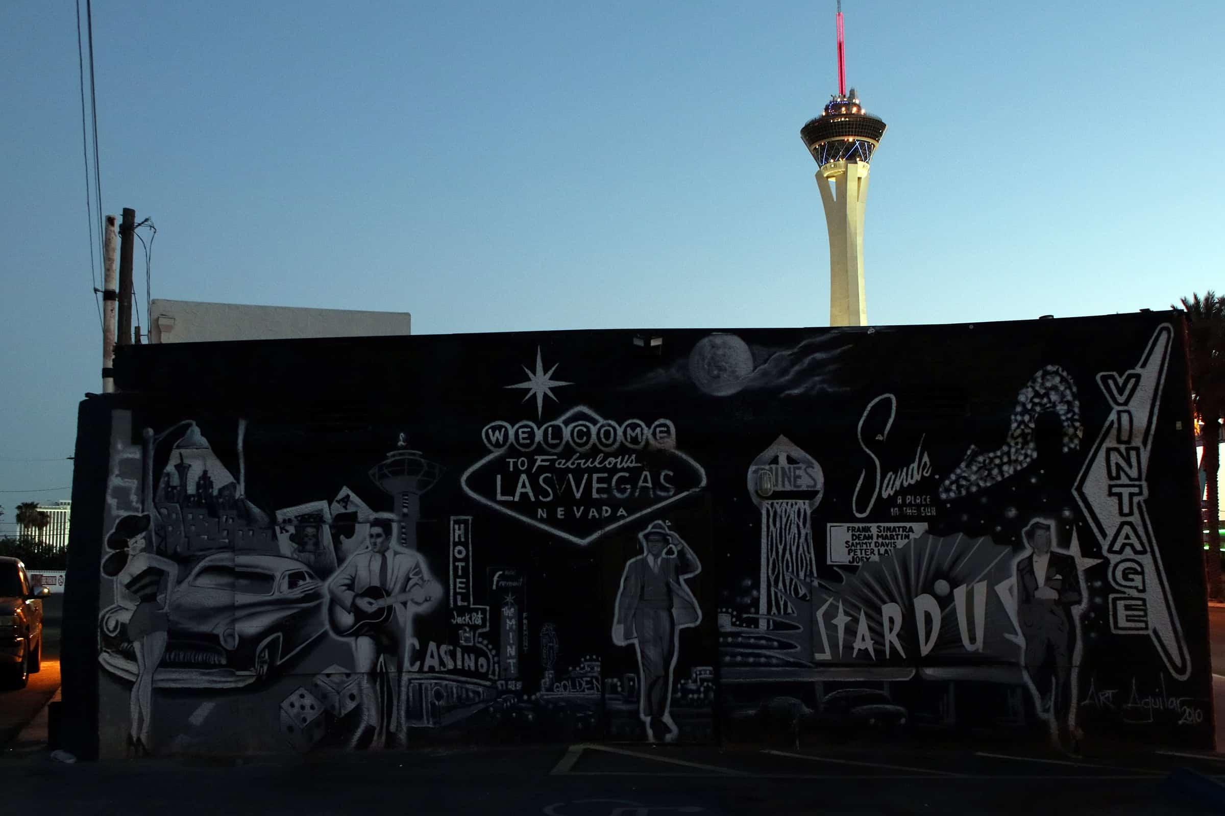 Viva czy nie viva Las Vegas? – dzień 8