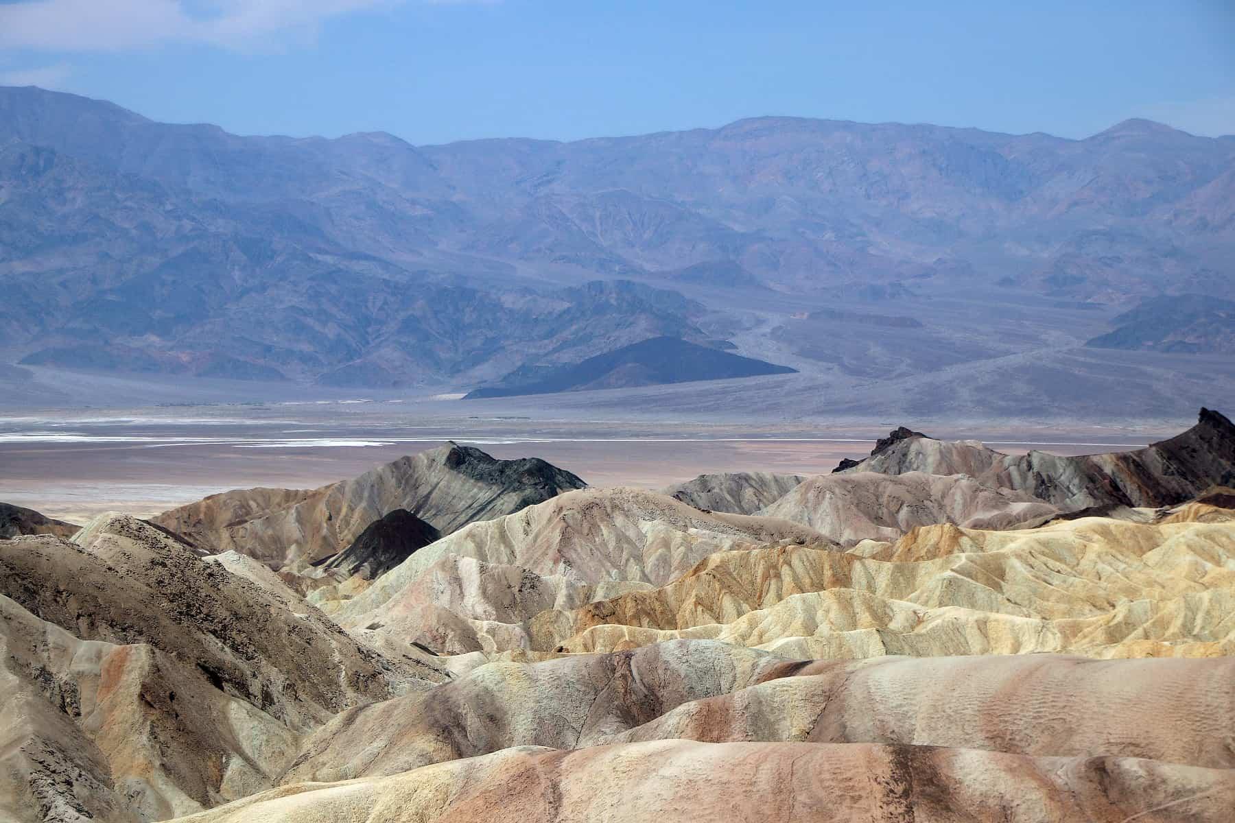 Zobaczyć Dolinę Śmierci i przeżyć – dzień 9