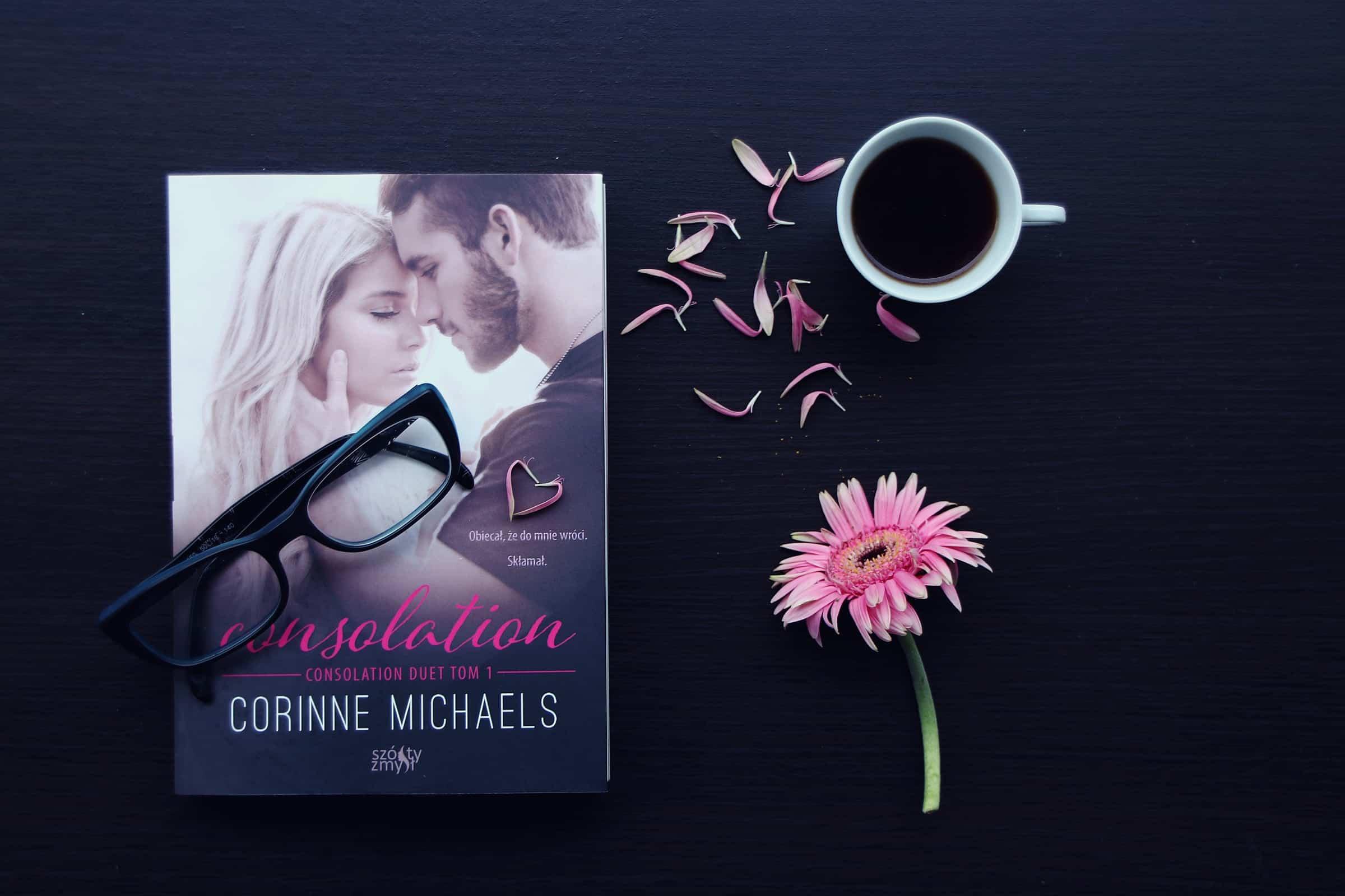 """#25 Książka do kawy – """"Consolation"""" [recenzja przedpremierowa]"""