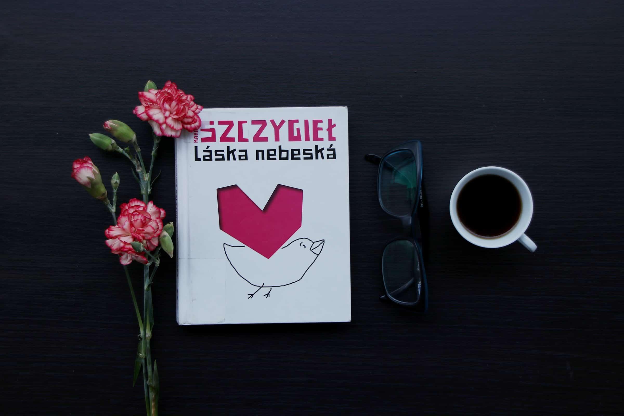 """#28 Książka do kawy – """"Laska nebeska"""""""