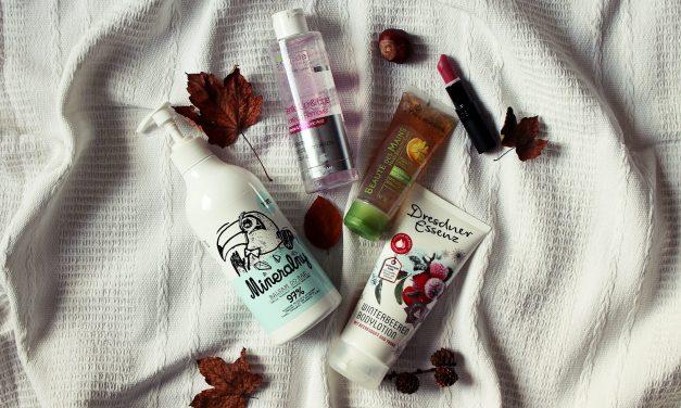 Kosmetyczne hity #2 – jesienni ulubieńcy