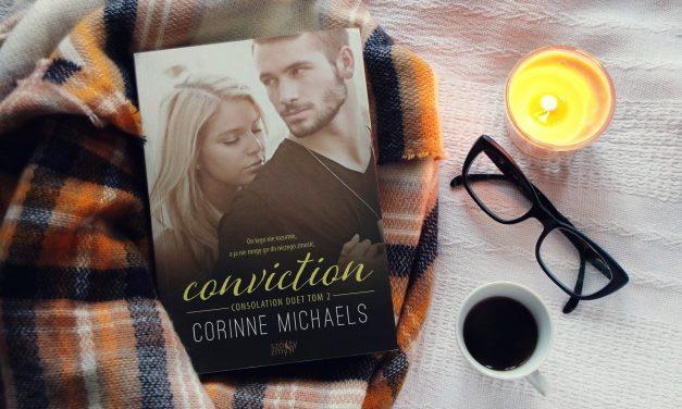 """#30 Książka do kawy – """"Conviction"""" [recenzja przedpremierowa]"""