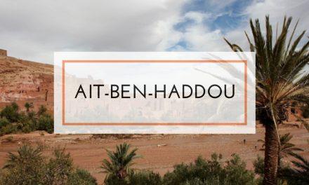 Ait-Ben-Haddou na jeden dzień, czyli jedziemy na pustynię
