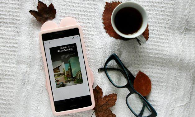 """#32 Książka do kawy – """"Miasto Archipelag"""""""