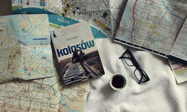 """#35 Książka do kawy – """"Pokolenie Kolosów"""""""