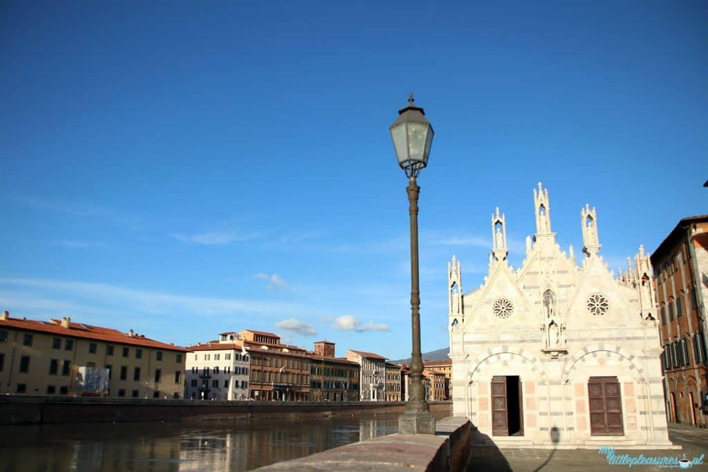 Piza Santa Maria della Spina