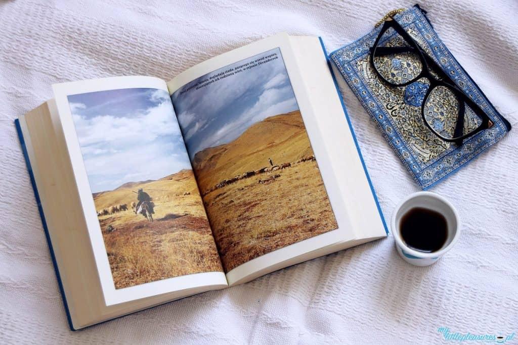 pieszo do irańskich nomadów