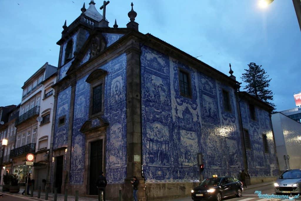 Capela das Almas, czyli co warto zobaczyć w Porto.