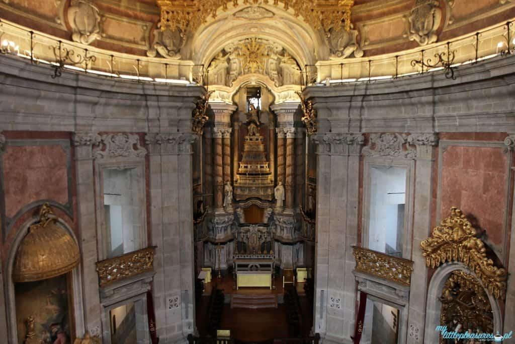 Igreja dos Clerigos, czyli co warto zobaczyć w Porto.