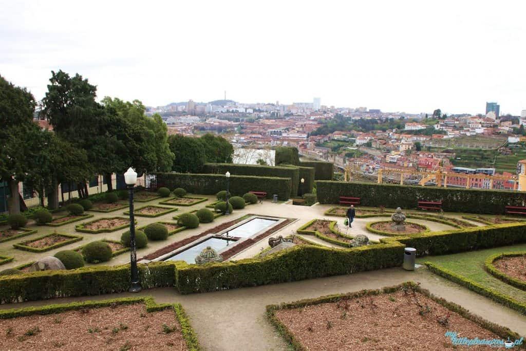Jardim do Palacio de Cristal, czyli co warto zobaczyć w Porto.