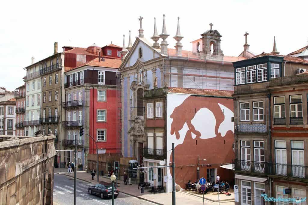 Ribeira, czyli co warto zobaczyć w Porto.