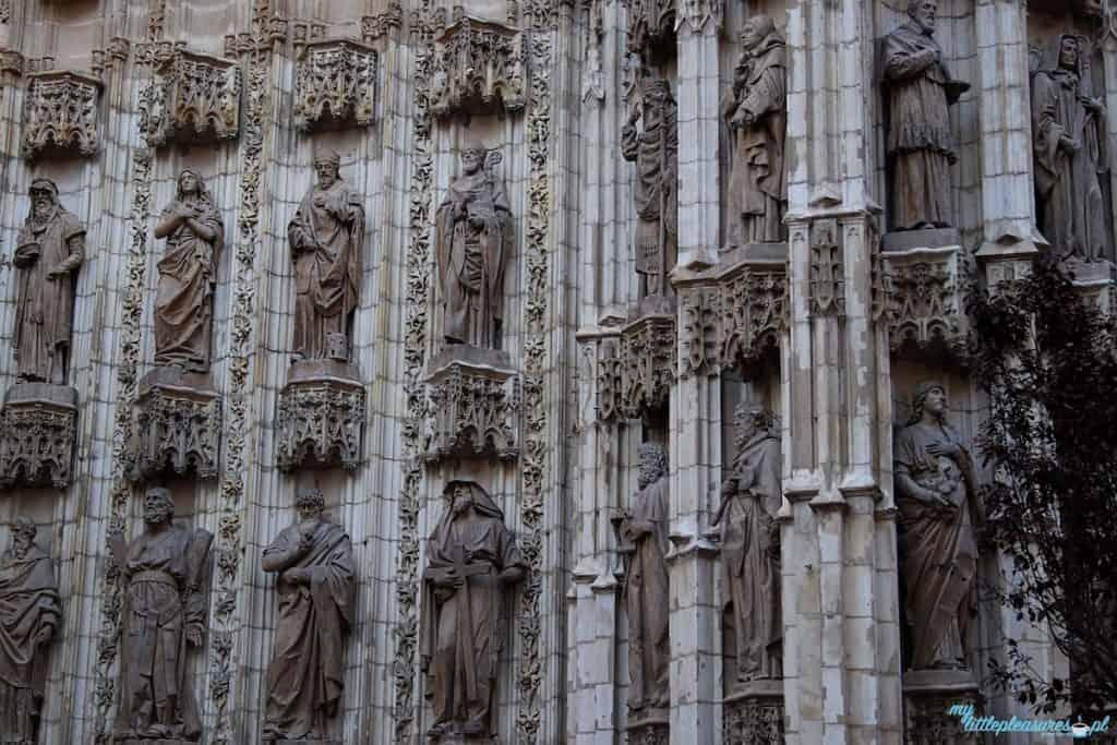 Katedra w Sewilli.