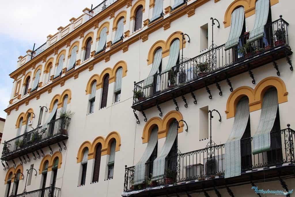 El Arenal w Sewilli.
