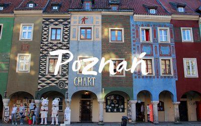 Weekend w Poznaniu, czyli gdzie spać, gdzie zjeść i co zobaczyć