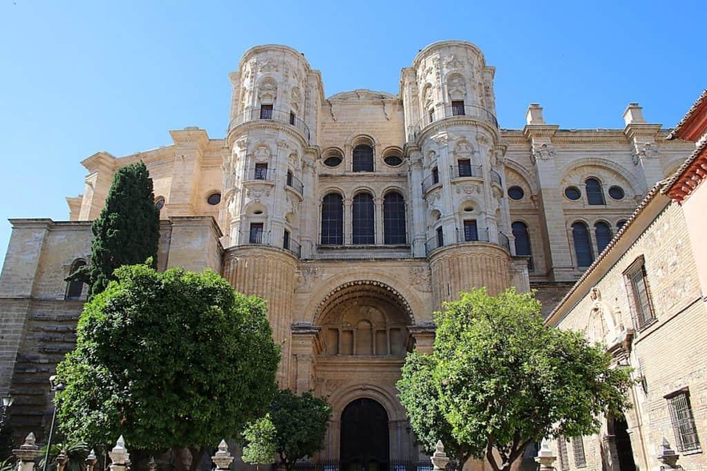 Przewodnik po Maladze - Katedra.