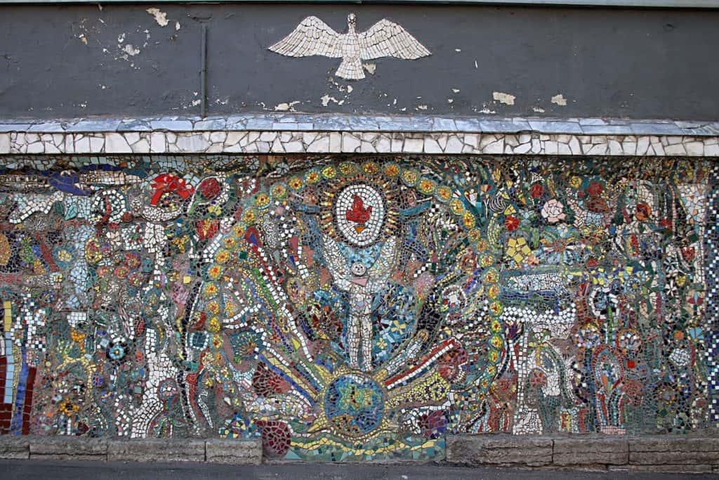 Mozaichnyy Dvorik.
