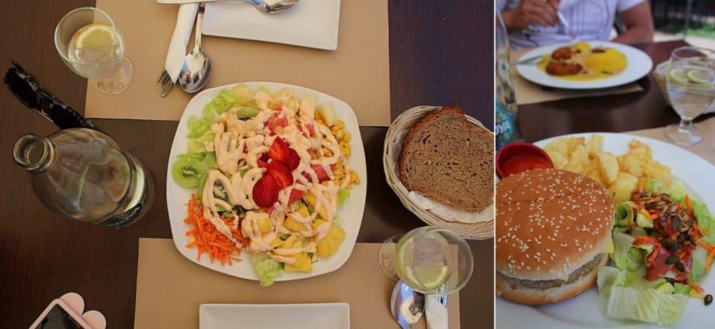 Wegańska restauracja w Maladze - Canadu.