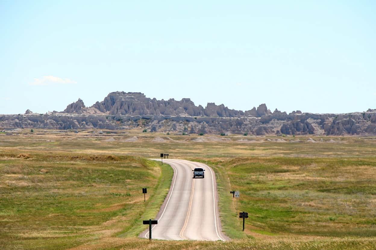 Podróżując w nieznane, czyli jedziemy do Yellowstone