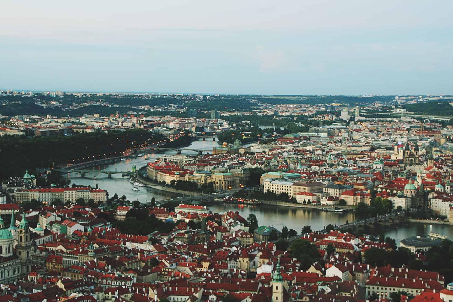 Vitejte v Praze, czyli Praga na weekend