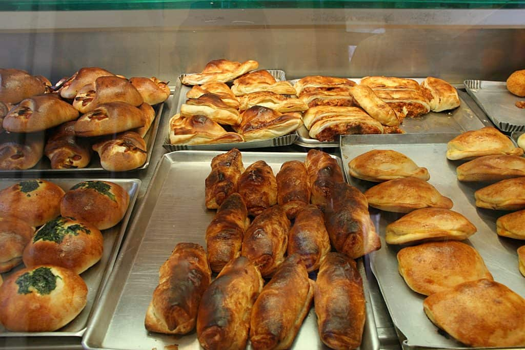 Kuchnia sycylijska - cartocciata.