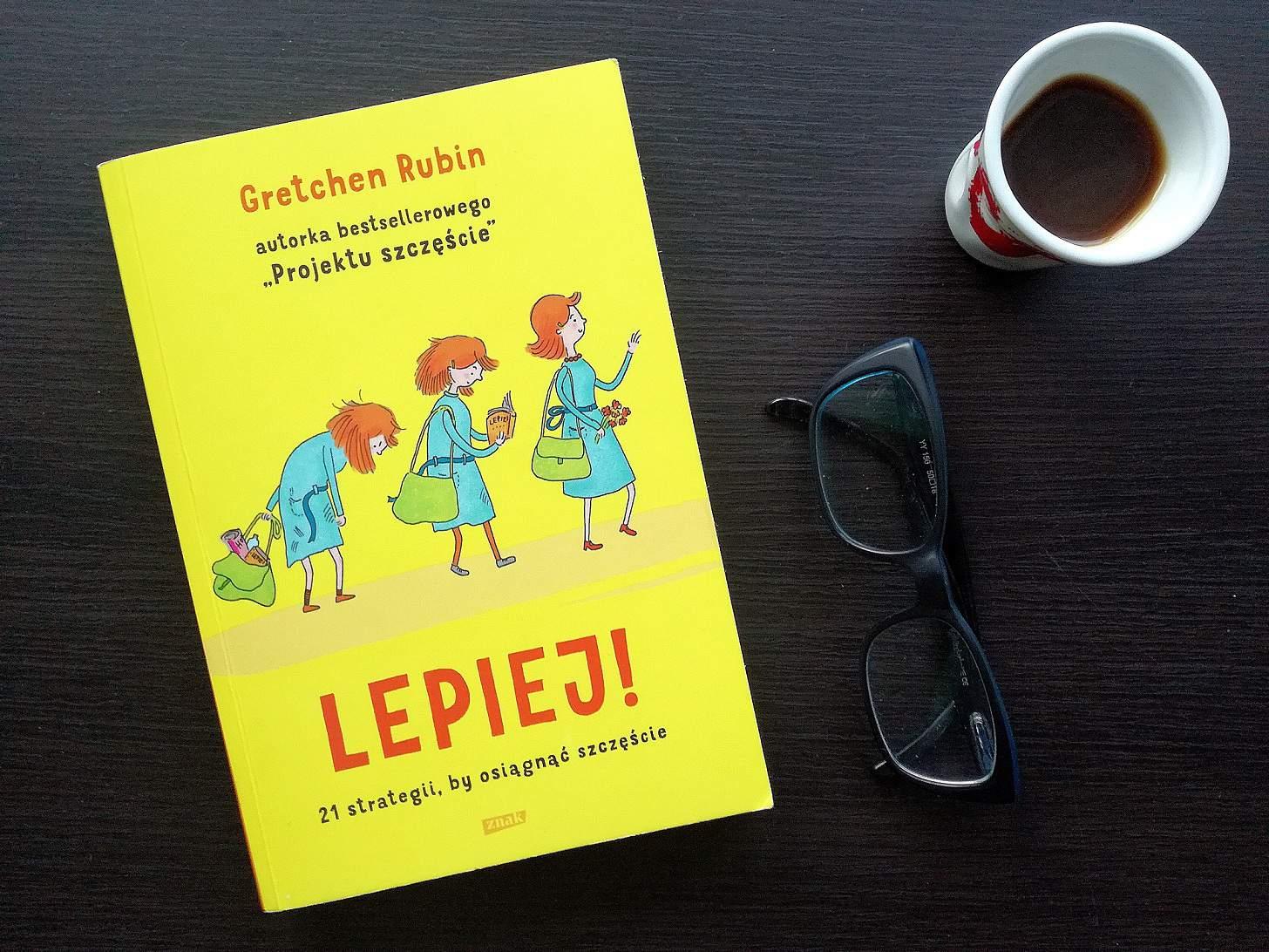 """#15 Książka do kawy – """"Lepiej."""""""