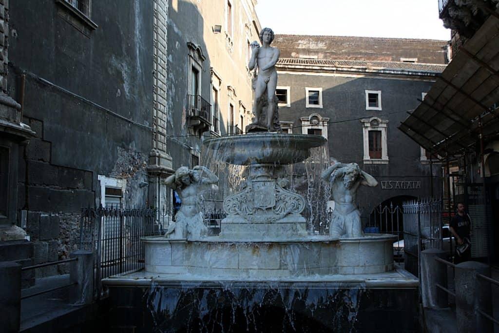 Katania - Duomo.