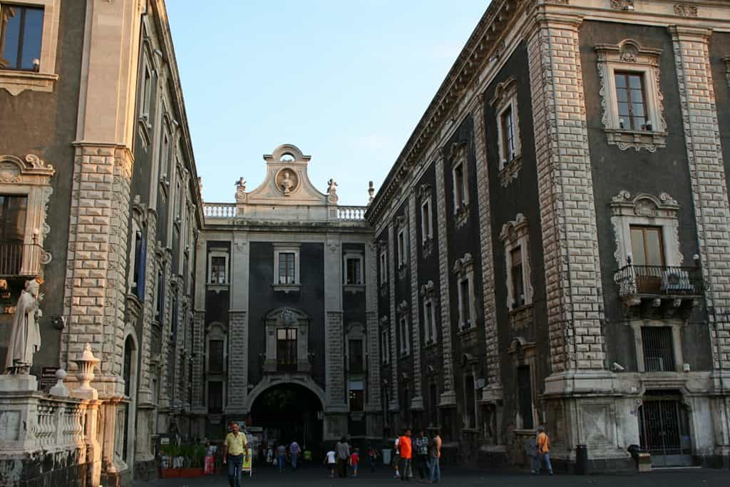 Katania - co zobaczyć - Duomo.
