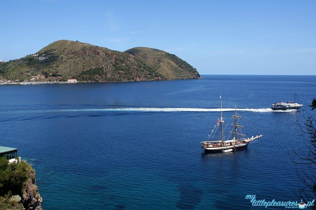 Wyspy Liparyjskie - Lipari.