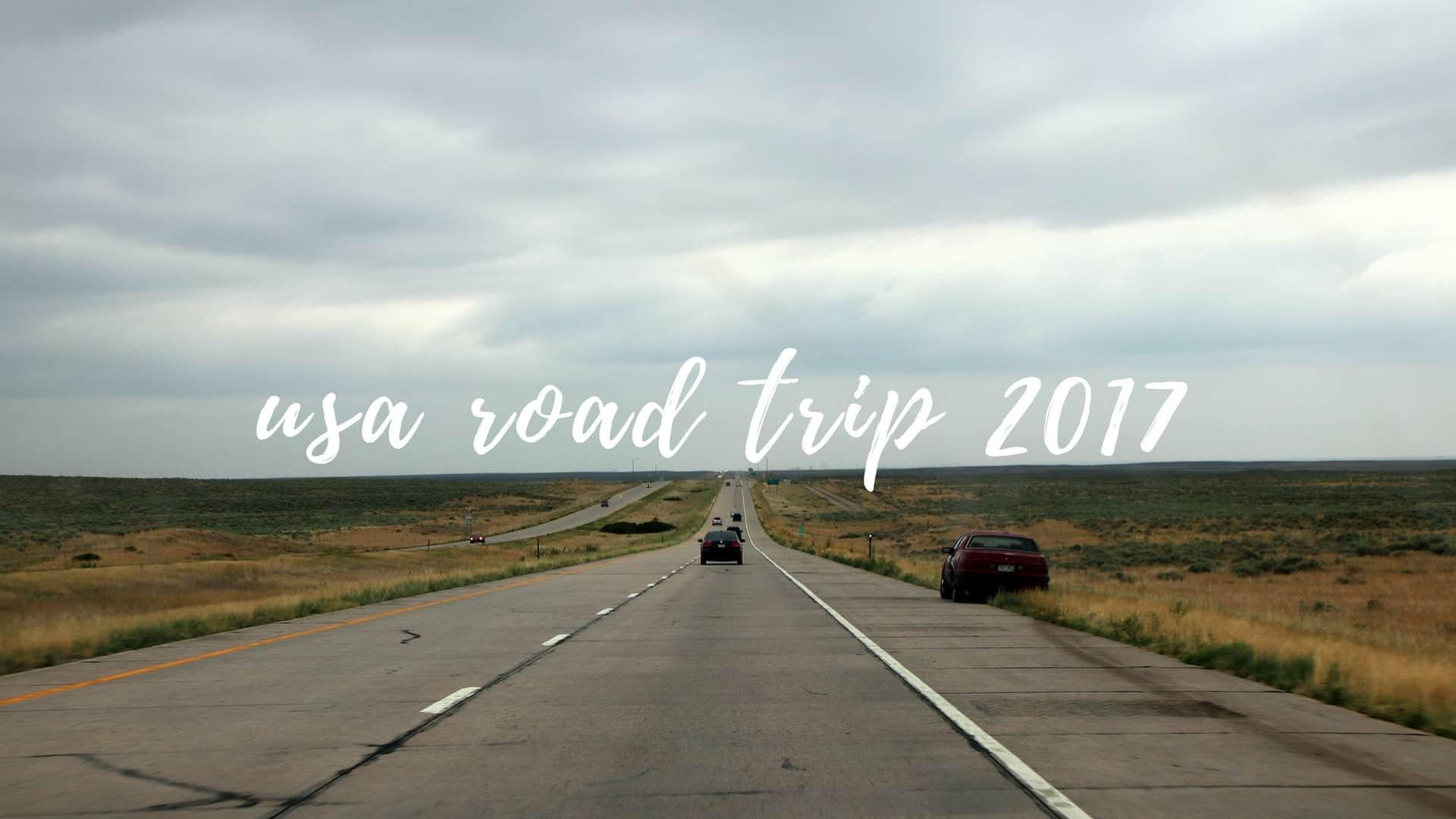 Road trip po USA czas zacząć – dzień 1 i 2