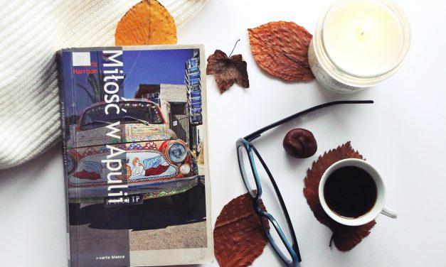 """#29 Książka do kawy – """"Miłość w Apulii"""""""
