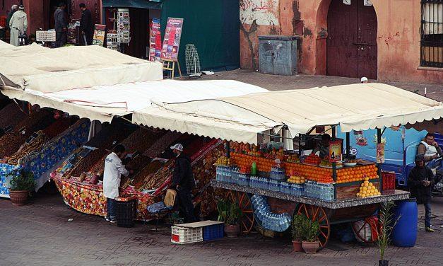 Maroko od kuchni, czyli co warto zjeść w Maroku