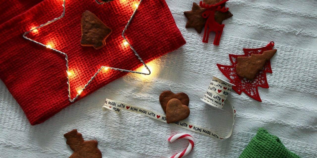 Przepis na najlepsze świąteczne pierniczki na Boże Narodzenie