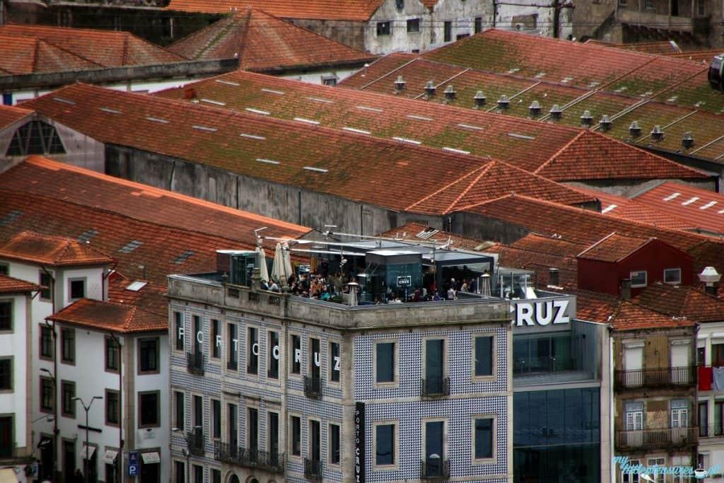 Espaco Porto Cruz, czyli porto w Porto z widokiem