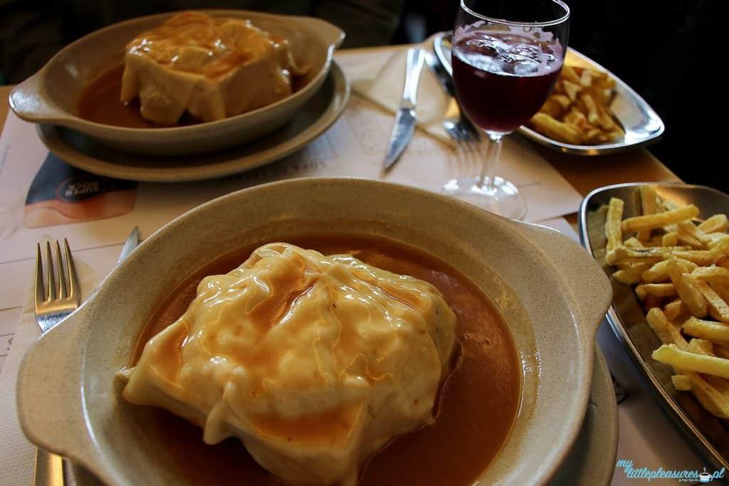 Francesinha w Piolho, czyli co i gdzie zjeść w Porto