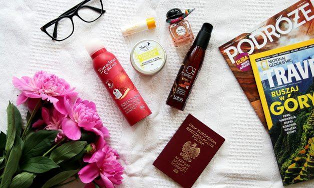 Kosmetyczne hity #3 – podróżniczy ulubieńcy