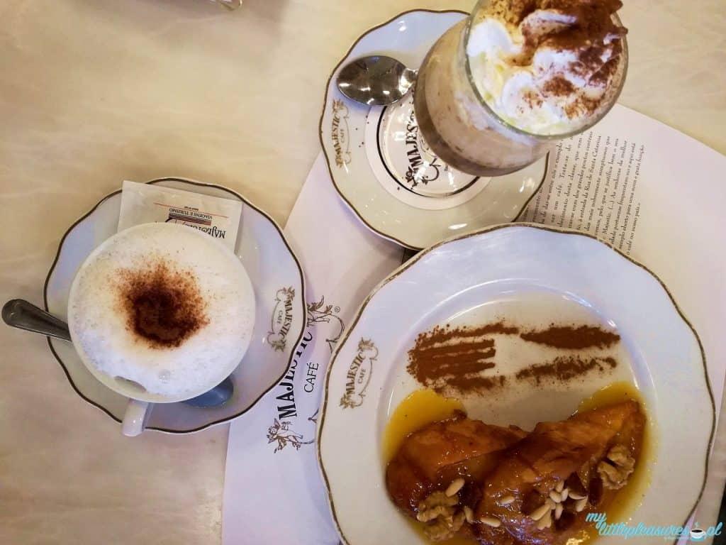 Cafe Majestic, czyli co i gdzie zjeść w Porto.