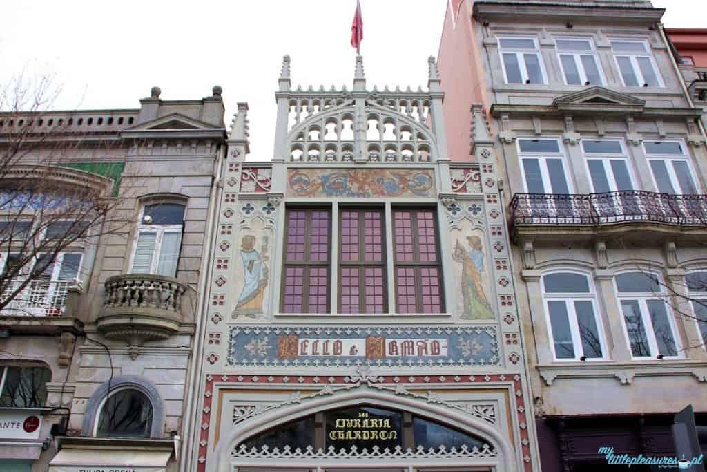 Livraria Lello, czyli co warto zobaczyć w Porto.
