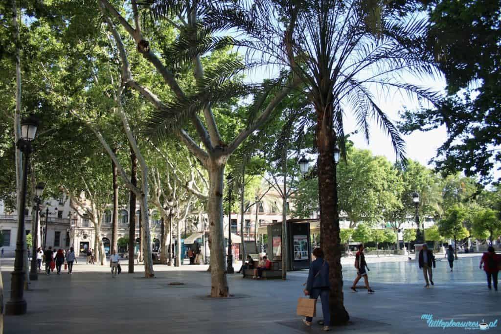 Ayuntamiento w Sewilli.