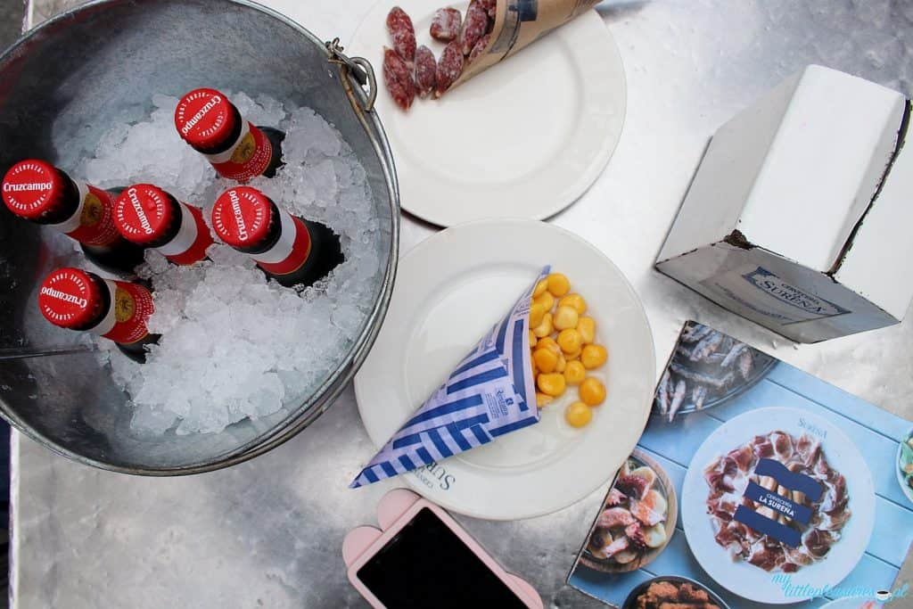 La Surena, czyli gdzie zjeść w Sewilli.