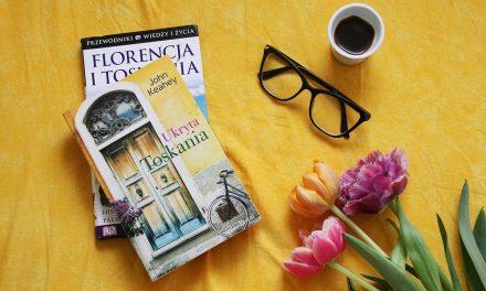 """#37 Książka do kawy – """"Ukryta Toskania"""""""