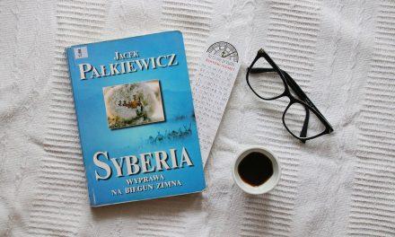 """#38 Książka do kawy – """"Syberia. Wyprawa na biegun zimna"""""""